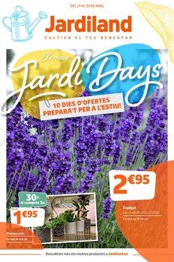 Ofertas de Jardiland en el catálogo de Jardiland ( Caducado)