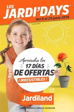 Ofertas de Jardín y bricolaje  en el folleto de Jardiland en A Coruña