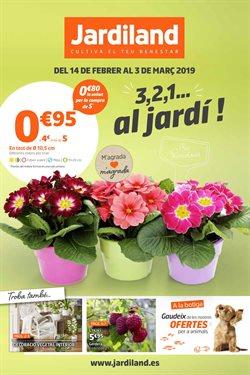 Ofertas de Jardín y bricolaje  en el folleto de Jardiland en Sant Boi