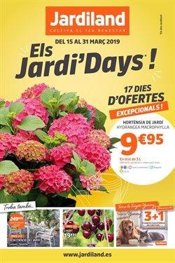 Ofertas de Jardín y bricolaje  en el folleto de Jardiland en Molins de Rei
