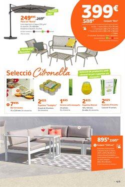 Ofertas de Velas  en el folleto de Jardiland en Barcelona