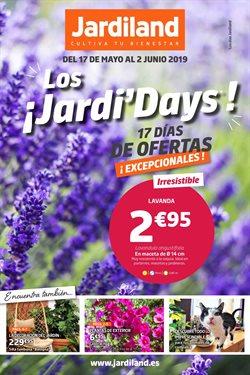 Ofertas de Jardiland  en el folleto de A Coruña