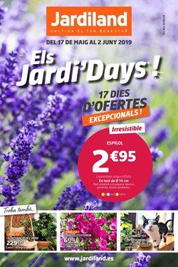 Ofertas de Jardiland  en el folleto de Barcelona