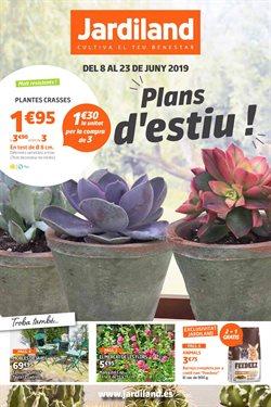 Ofertas de Muebles de jardín  en el folleto de Jardiland en Barcelona