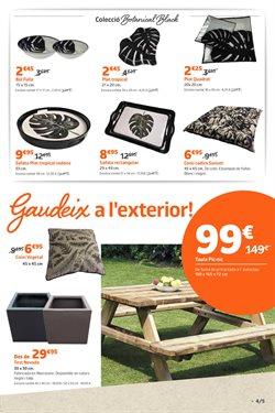 Ofertas de Cojines  en el folleto de Jardiland en Barcelona