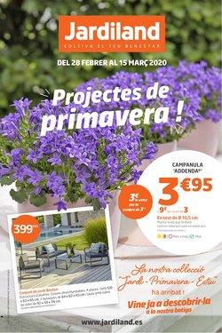 Ofertas de Jardín y Bricolaje en el catálogo de Jardiland en Castellar del Vallés ( Publicado ayer )