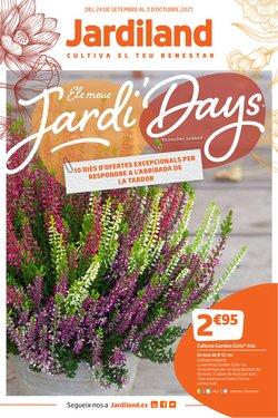Ofertas de Jardín y Bricolaje en el catálogo de Jardiland ( 6 días más)