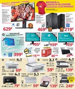 Ofertas de HP en el catálogo de Dynos Informática ( 18 días más)