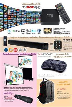 Ofertas de Smart tv  en el folleto de Dynos Informática en Alcalá de Henares