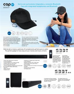 Ofertas de Barra de sonido  en el folleto de Dynos Informática en Madrid
