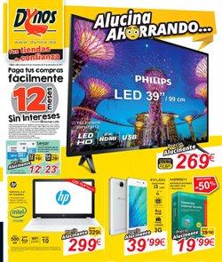 Ofertas de Dynos Informática  en el folleto de Sanlúcar de Barrameda