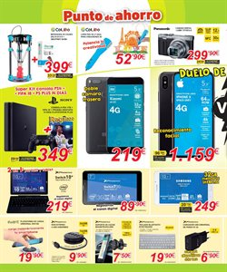 Ofertas de Cámara de fotos  en el folleto de Dynos Informática en Alcalá de Henares