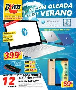 Ofertas de Dynos Informática  en el folleto de Granada