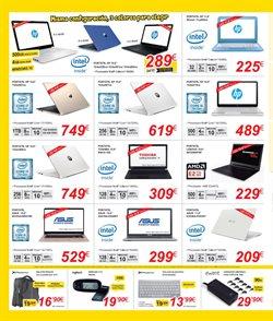 Ofertas de Asus  en el folleto de Dynos Informática en Madrid