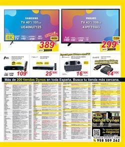 Ofertas de Philips  en el folleto de Dynos Informática en Ourense