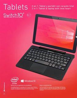 Ofertas de Tablet  en el folleto de Dynos Informática en Córdoba