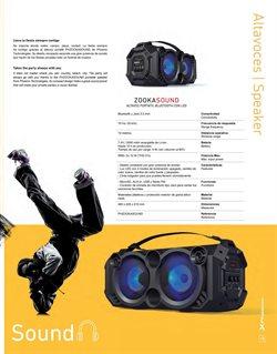 Ofertas de Altavoces bluetooth  en el folleto de Dynos Informática en Madrid