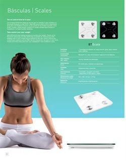 Ofertas de Báscula de baño  en el folleto de Dynos Informática en Gandia