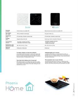 Ofertas de Báscula de cocina  en el folleto de Dynos Informática en Alcalá de Henares