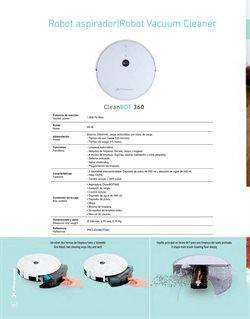 Ofertas de Robot aspirador  en el folleto de Dynos Informática en Madrid