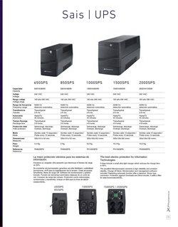 Ofertas de Base múltiple con interruptor  en el folleto de Dynos Informática en Alcalá de Henares
