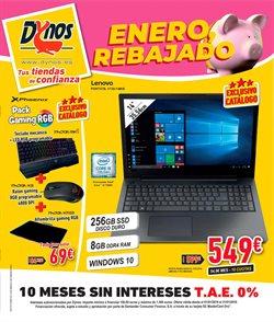 Ofertas de Dynos Informática  en el folleto de León