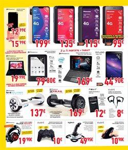Ofertas de Hoverboard  en el folleto de Dynos Informática en Madrid