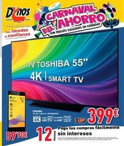 Ofertas de Dynos Informática  en el folleto de El Puerto De Santa María