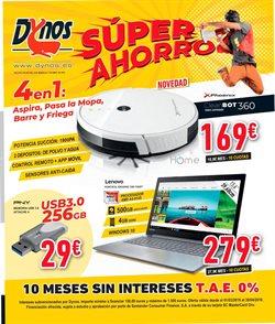 Ofertas de Dynos Informática  en el folleto de Dos Hermanas