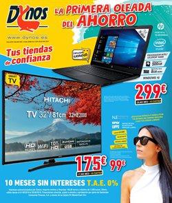 Ofertas de Dynos Informática  en el folleto de San Sebastián de los Reyes