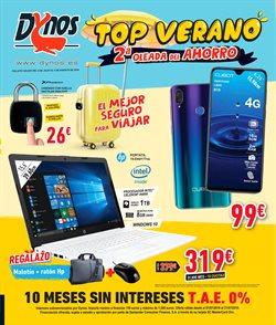 Ofertas de Dynos Informática  en el folleto de Lugo
