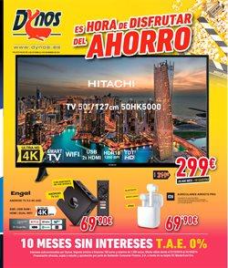 Ofertas de Dynos Informática  en el folleto de Ceuta