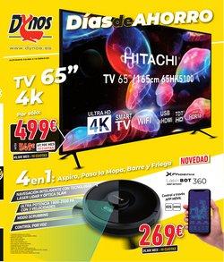 Ofertas de Dynos Informática  en el folleto de Elda
