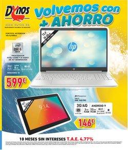 Catálogo Dynos Informática en Málaga ( Caduca mañana )