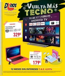 Catálogo Dynos Informática en Ceuta ( 7 días más )