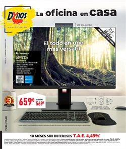 Catálogo Dynos Informática ( Caduca hoy)