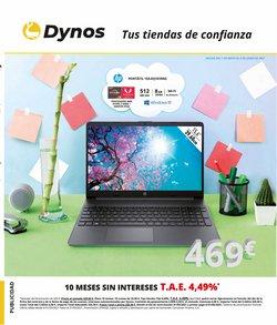 Catálogo Dynos Informática ( Publicado ayer)
