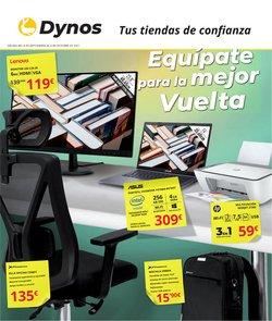 Ofertas de Informática y Electrónica en el catálogo de Dynos Informática ( 20 días más)