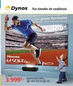 Catálogo Dynos Informática ( 8 días más)