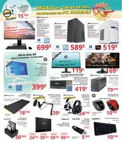 Ofertas de HP en el catálogo de Dynos Informática ( 7 días más)