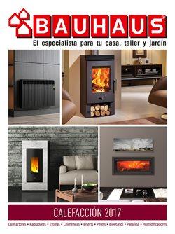 Ofertas de Calefacción  en el folleto de BAUHAUS en Madrid