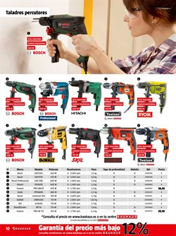 Ofertas de Ryobi  en el folleto de BAUHAUS en Madrid