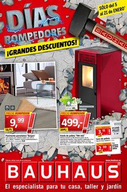 Ofertas de Jardín y bricolaje  en el folleto de BAUHAUS en Madrid
