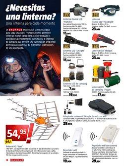 Ofertas de Televisores  en el folleto de BAUHAUS en Leganés