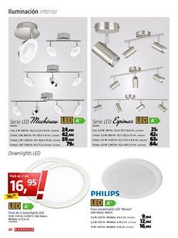 Ofertas de Philips  en el folleto de BAUHAUS en Madrid