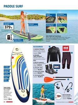 Ofertas de Tabla de surf  en el folleto de BAUHAUS en Madrid