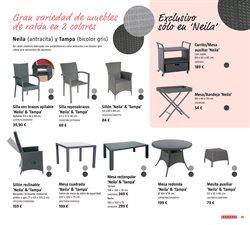 Comprar sillas de jard n en valencia ofertas y descuentos for Bauhaus valencia horario