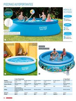 Comprar piscina hinchable ofertas y promociones - Piscinas hinchables alcampo ...