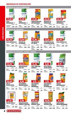 Ofertas de Adhesivos  en el folleto de BAUHAUS en Madrid