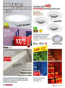 Ofertas de Lámpara de techo  en el folleto de BAUHAUS en Madrid